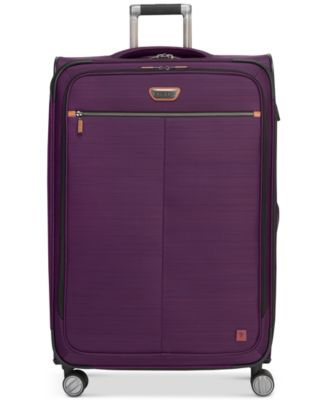 "CLOSEOUT! Cabrillo 29"" Softside Spinner Suitcase, Created for Macy's"