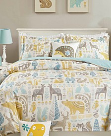 Woodland 4-Pc. Bedding Sets
