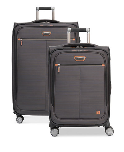 Ricardo Cabrillo Luggage Collection, Created for Macy's - Luggage ...