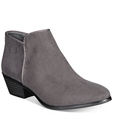 Style & Co Wileyy Ankle Booties, Created for Macy's