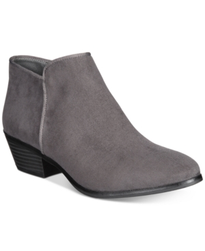 Style & Co Wileyy Ankle Booties, Created for Macy