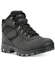 Timberland Men's Mt Maddsen Waterproof Hiking Boots