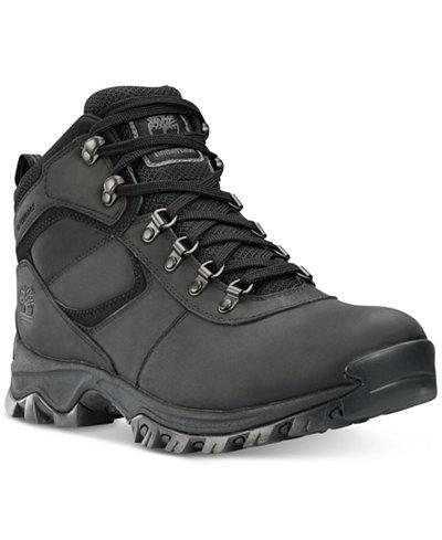 Timberland Men's Maddsen Waterproof Hiking Boots
