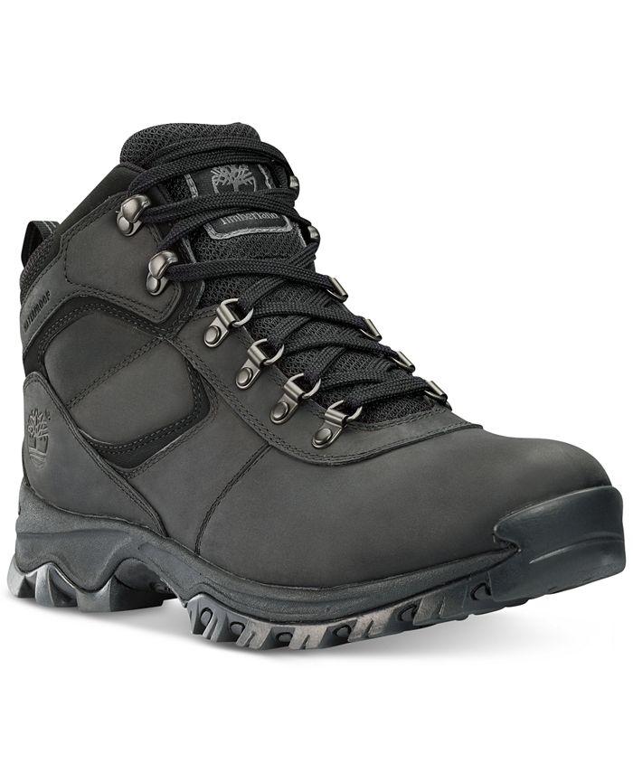 Timberland - Men's Mt. Maddsen Waterproof Hiking Boots