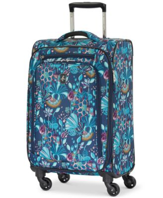 "Infinity Lite 3 21"" Expandable Spinner Suitcase, Created for Macy's"