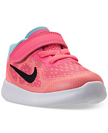 Nike Toddler Girls' Free Run 2 Running Sneakers from Finish Line