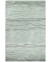 Kenneth Mink Waves Area Rug, Created for Macy's