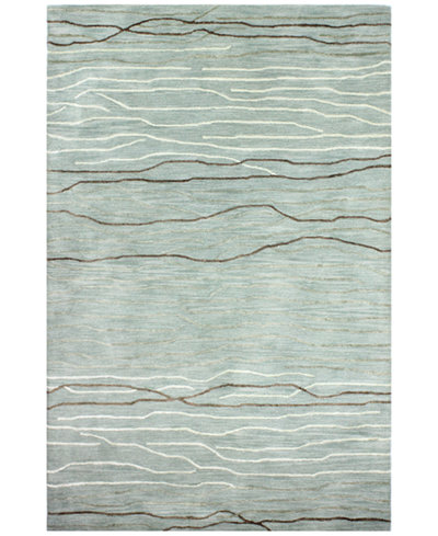 Kenneth Mink Waves Area Rug Created For Macy S