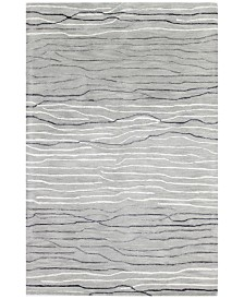 Kenneth Mink Waves 14'' Square Swatch