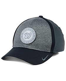 Nike Washington Nationals Reflective Swooshflex Cap