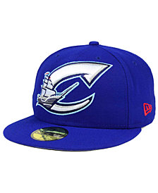 New Era Columbus Clippers Logo Grand 59FIFTY Cap