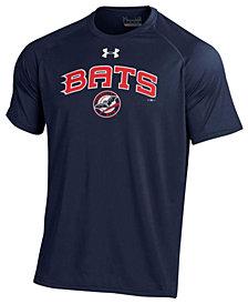 Under Armour Men's Louisville Bats Arched Tech T-Shirt