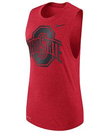Nike Women's Ohio State Buckeyes Muscle Tank