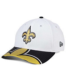 New Era New Orleans Saints 2017 Draft Fashion 39THIRTY Cap
