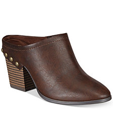 Easy Street Shiloh Mules