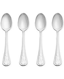 Palm Breeze 4-Pc. Demi Spoon Set