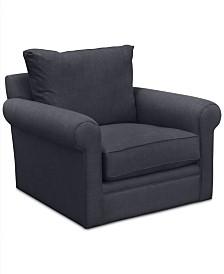 "Dial II 44"" Swivel Chair"