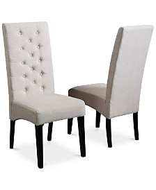 Alcena Dining Chair (Set Of 2), Quick Ship