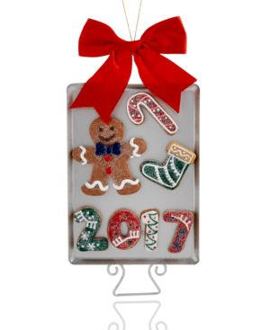 Holiday Lane 2017 Baking Sheet Ornament, Created for Macy's 4789067