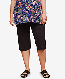 Motherhood Maternity Plus Size Bootcut Yoga Pants