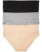 837e27b25b3 Motherhood Maternity Plus Size 3-Pk. Fold-Over Panties