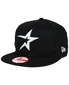 Houston Astros B-Dub 9FIFTY Snapback Cap