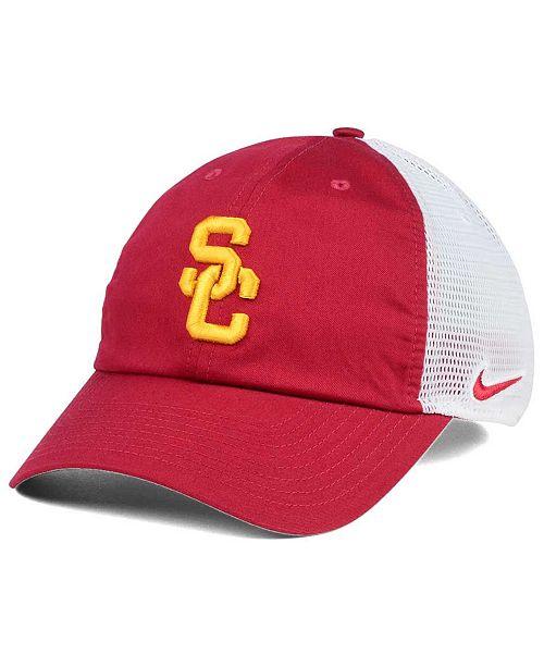 Nike USC Trojans H86 Trucker Cap