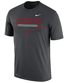 Nike Men's Washington State Cougars Legend Staff Sideline T-Shirt