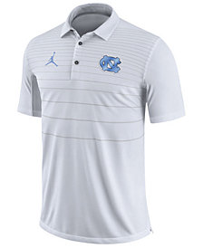 Nike Men's North Carolina Tar Heels Early Season Coach Polo
