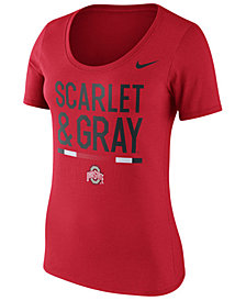 Nike Women's Ohio State Buckeyes Local Spirit T-Shirt