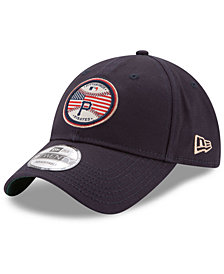 New Era Pittsburgh Pirates Americana Patch 9TWENTY Strapback Cap