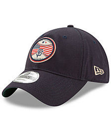 New Era San Francisco Giants Americana Patch 9TWENTY Strapback Cap