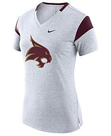 Nike Women's Texas State Bobcats Fan V Top T-Shirt