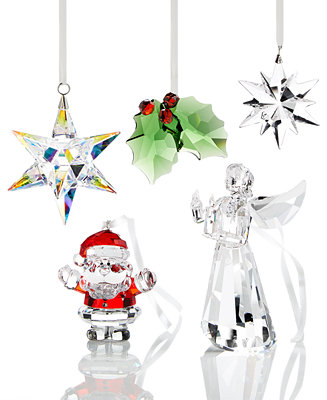 Swarovski Holiday Ornament Collection Holiday Lane For