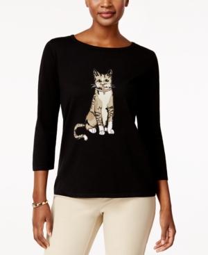 Karen Scott Cat Graphic...