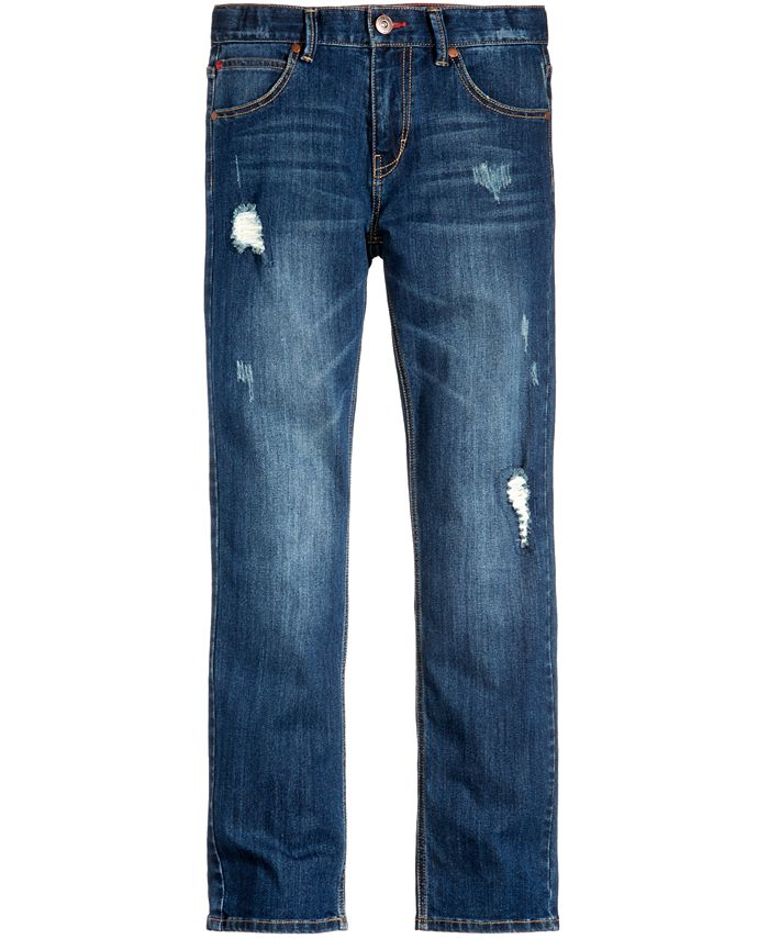 Tommy Hilfiger - Straight-Fit Jeans, Little Boys (2-7)