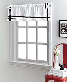 """CHF Sawyer 58"""" x 14"""" Window Valance"""