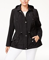 fd3f706126 Charter Club Plus Size Utility Jacket