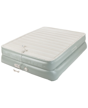 Aerobed Premier 3Layer 20 Queen Air Mattress with BuiltIn Pump