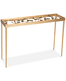 Rosalia Butterfly Console, Quick Ship