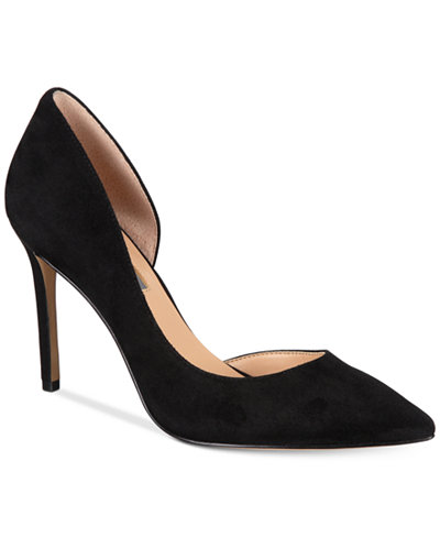 INC International Concepts Kenjay d'Orsay Pumps, Created for Macy's