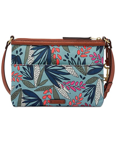 Fossil Fiona EW Small Crossbody