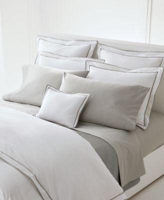 lauren ralph lauren spencer border duvet covers - Comforter Covers
