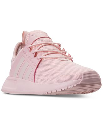 Adidas Big Girls X Plr Casual Athletic Sneakers From