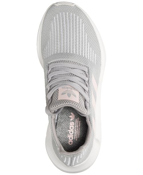 ade235c7ef70e adidas Women s Swift Run Casual Sneakers from Finish Line   Reviews ...