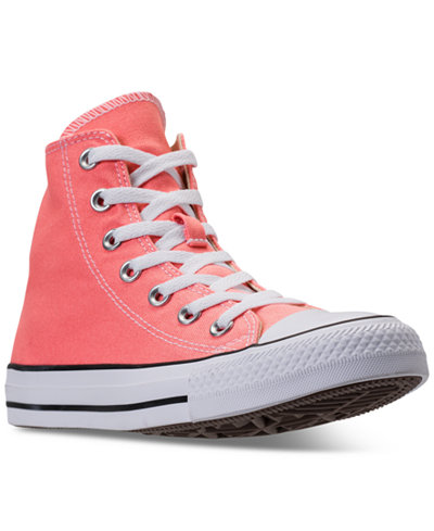 Converse Women's Chuck Taylor Hi Casual Sneakers from Finish Line rwzwFT
