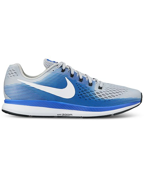 1d9b99e67d1d5 Nike Men s Air Zoom Pegasus 34 Running Sneakers from Finish Line ...