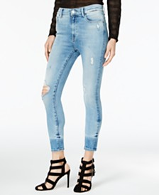 M1858 Alice Ripped Skinny Jeans, Created for Macy's