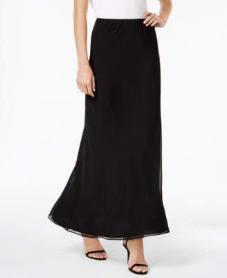 Floor-Length Skirt