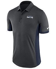 Nike Men's Seattle Seahawks Evergreen Polo
